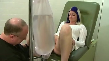 Enema in clinic