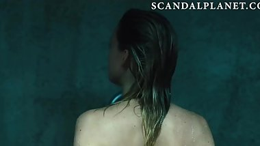 Gaite Jansen Naked Scene from 'Jett' On ScandalPlanet.Com