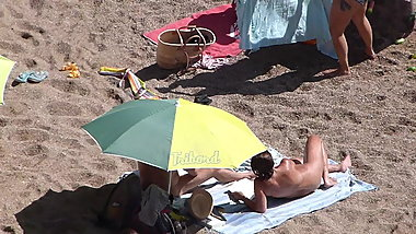 Spain Nudist Beach 1