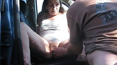 my husband fucked me in the truck like a whore & creamed me