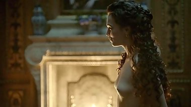 Anna Brewster Naked Scene in Versailles On ScandalPlanet.Com
