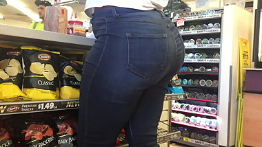 Teen Super Bubble Booty Thickness