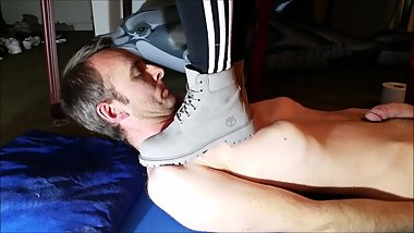 Brutal Trampling with Timberland Boots (Trailer)