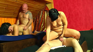 Muschi Movie - Swinger-Club Report 5