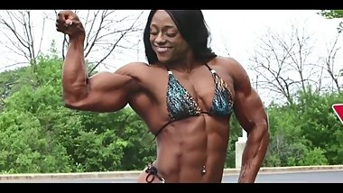 sexual muscular hypertrophy