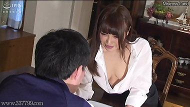 MLDE-008 Provocative Tutor's Chastity Belt Corporal Punishme