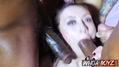 Mandy muse gangbang Dp , Creampie anal destroyed