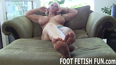 POV Foot Fetish And Femdom Feet Videos