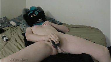 Murrsuiter masterbation and creampie