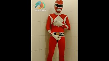 power ranger wank