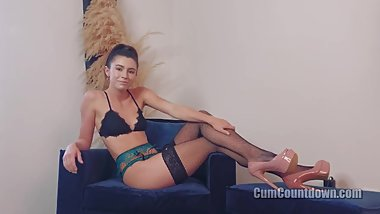 Nikki Next - Got A Nice New Lingerie Set