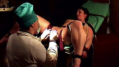 gynecological girl torture