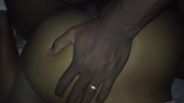 Met this Jamaican thot at my friend party and fuck her raw the next night