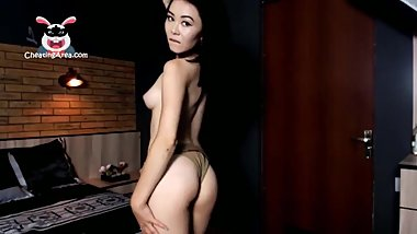 Hot Amateur Asian Teen Girl Sexy Dancing Naked - seen on CheatingArea.com
