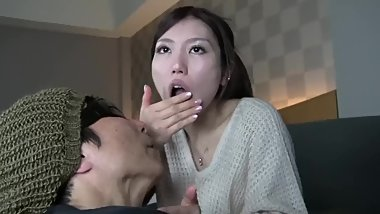 japanese face lick