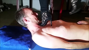 Brutal Trampling with High Heels (Trailer)