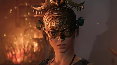 Shadow of the Tomb Raider  Mods - The Crimson Fire