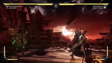 JACQUI IS A BRAIN DEAD LOSER - Kombat League Gameplay  MK11