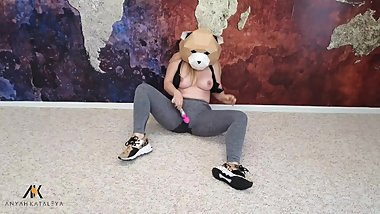 Anyah Kataleya British Got Talent Audition Fastest Squirt Yoga Pants TED
