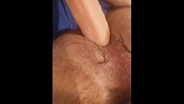 First Time Filming Anal Slut