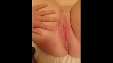 Waking Her Up With a Creampie