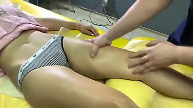 Wonderful and sexy massage