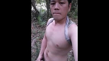 Jerking in the woods