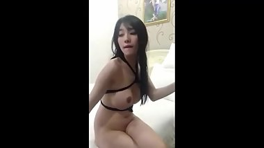 Amazing Korean Camgirl Dancing and Masturbating Part9