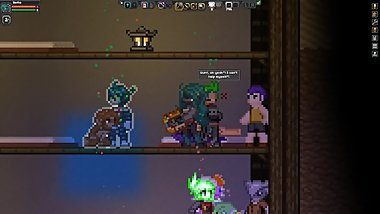 Starbound Sexbound Apex