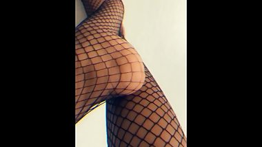 Who doesn't like fishnets