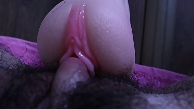 HOTTEST PULSATING ORGASM I EVER HAD  FTM  BIG CLIT CLOSE UP