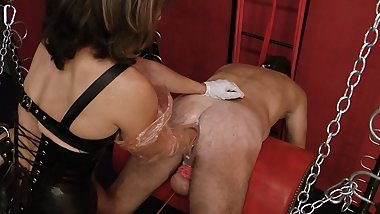 Hellpless bound and fisted