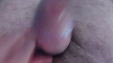 Solo part 2 edging day 1 hard penis higher testosterone from No ejaculation