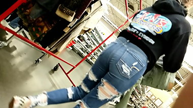 Nice ass in jeans