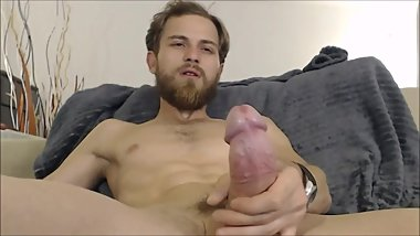 hot horny men long uncut cock