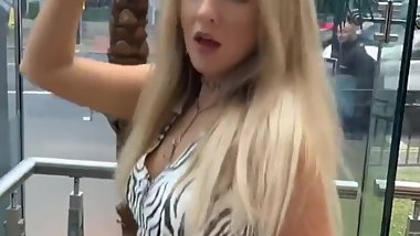 Nawty Blonde London Teen