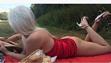 Polish blonde slut hot sexy bitch slideshow
