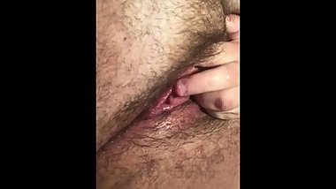 Hairy bbw pussy squirt and pissy play
