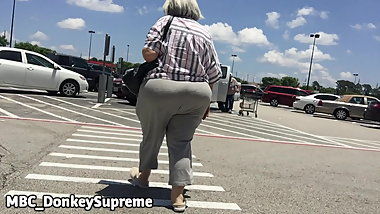 Bulky Booty Granny Pawg