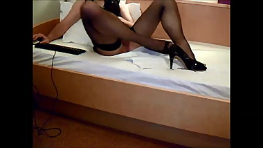 Show on bed