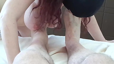 Session june 2019: slave lick my feet