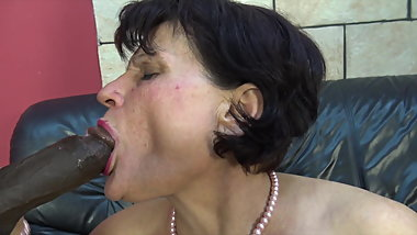 Granny needs a hard cock