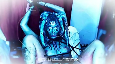Rare Footage Of Captured Alien Queen From Area 51 Dildo Play + MV Preview