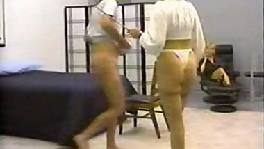 Caning in White