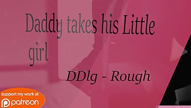 DDlg Rough Sex - Free Patreon exclusive, ASMR [EROTIC AUDIO FOR WOMEN]