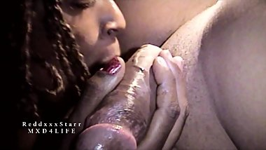 chocolate hood anal slut goes in bbc heaven