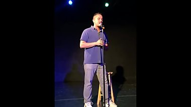 Sexy Comedian Nicky Moon Kills at Tricklock Theater