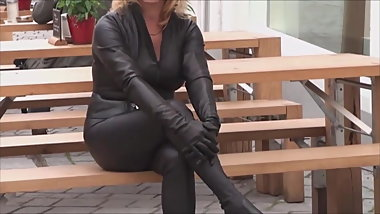 The Leather Lady