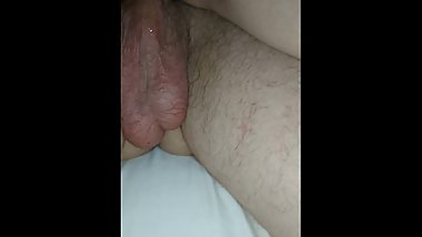 My pussy eating your cock