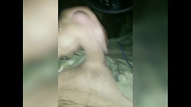 Soldier jerks off  large gunshot/ onlyfans.com/patdaddy